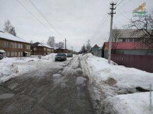 улица Архангельская, город Сокол