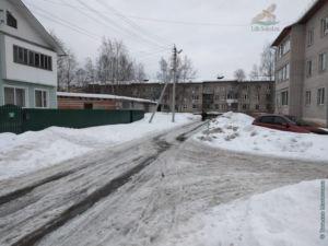 Переулок Средний, город Сокол