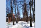 Городской парк имени А.М. Горького, город Сокол