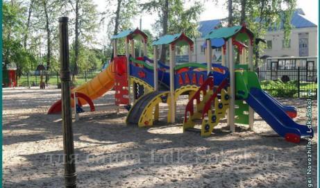 Детская игровая площадка «Акварель»