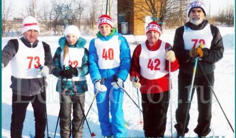 Чемпионат Вологодской области по лыжным гонкам