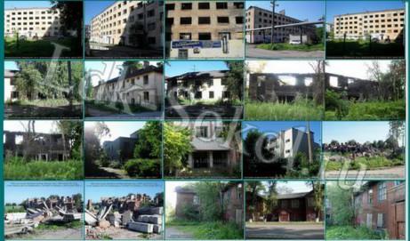 Развалины заброшенных зданий — Опасные руины